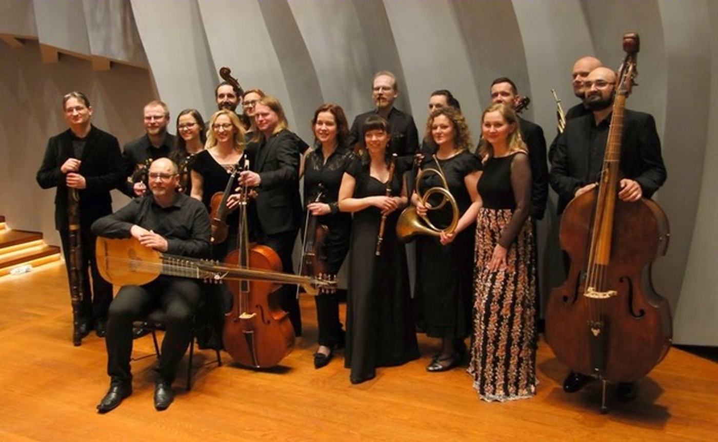 Royal Baroque Ensemble, fot. organizatora
